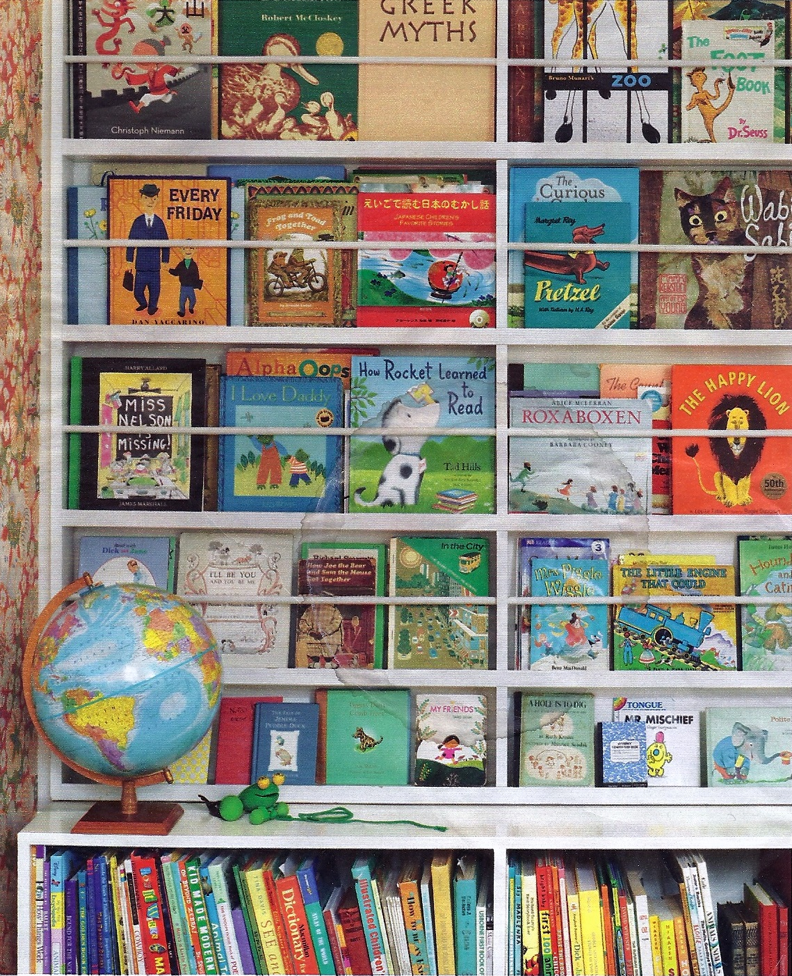 Literacy for Book rack designs for bedroom